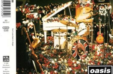 O melhor álbum do Oasis é um single: saiba qual