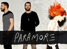Brick by boring brick: a evolução do Paramore
