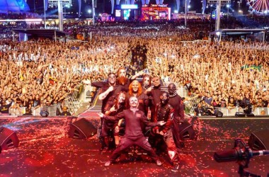 Slipknot: O maior show do Rock in Rio 2015