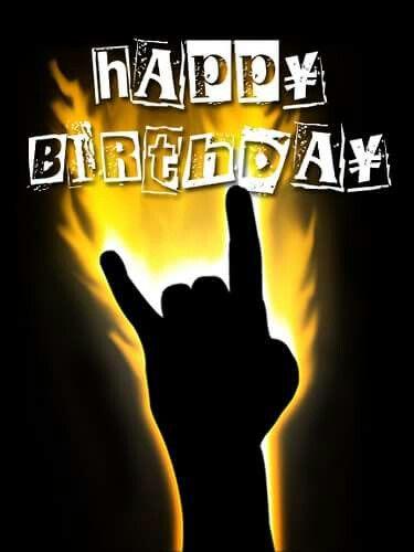 aniversário rock cabeca