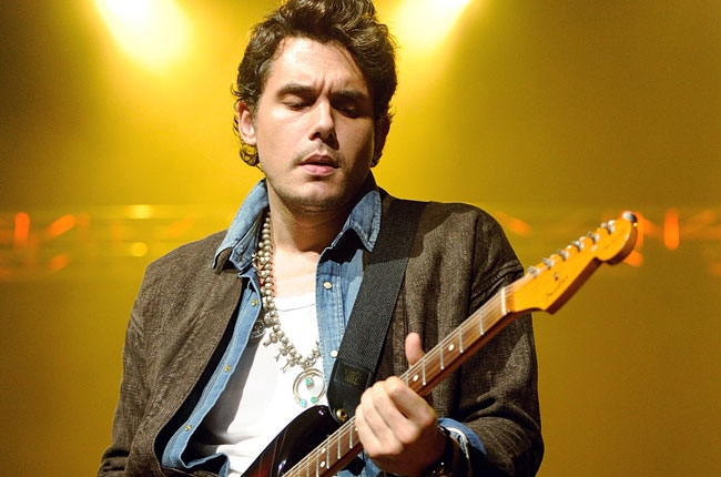 john mayer rock cabeca