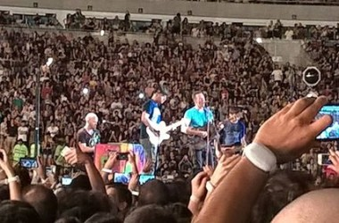 Call it Magic: Coldplay no Brasil