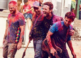 "Coldplay e a volta da ""A Head Full Of Dreams"" Tour"