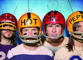 Red Hot Chili Peppers é tri no Rock in Rio