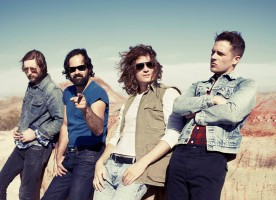 "The Killers: Single natalino e sucessor de ""Battle Born"""