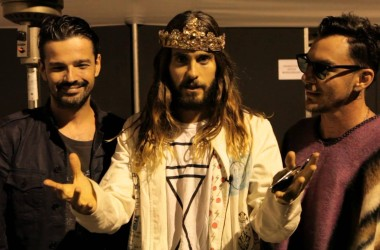#MarsIsComing: Novo do Thirty Seconds To Mars vem aí