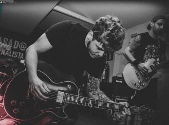 Leões de Marte: feras do riff melódico