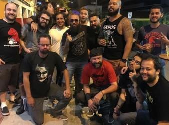 Erwins+ Roboto+Lobos de Calla: é tudo sobre amizade