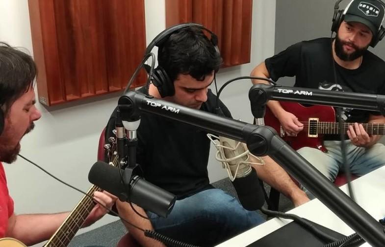 Rock Cabeça Sessions Natalino 2: Erwins + Lobos de Calla