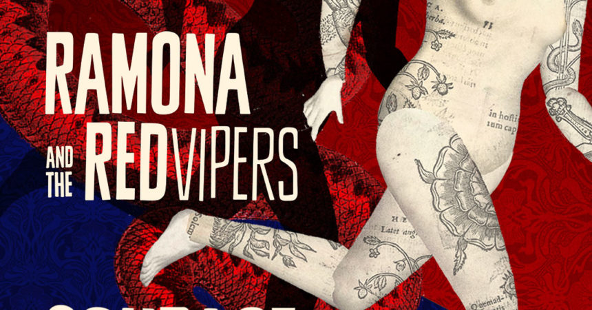 [PREMIERE] Ramona and the Red Vipers: coragem para ser