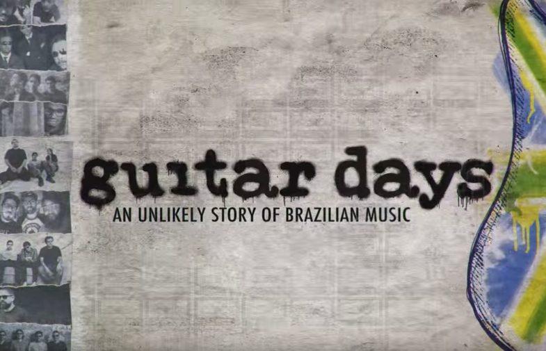 [PREMIERE] Guitar Days: a trilha da sua vida
