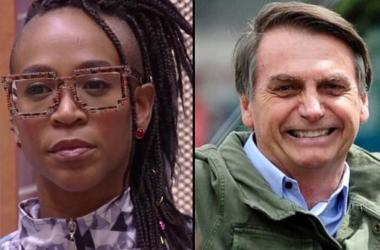 Bolsonaro e Conká: o match do século