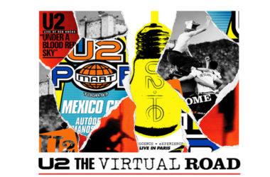 U2: A estrada virtual chega ao YouTube