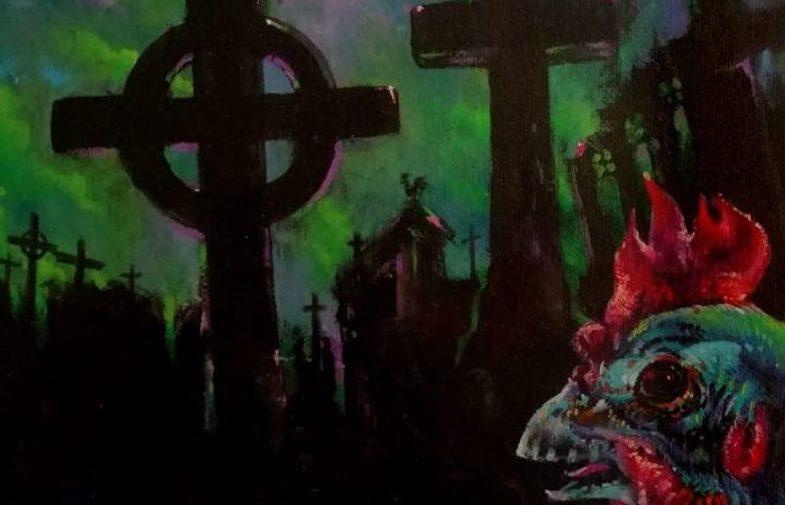 Mad Chicken: resgatando Chris Cornell da tumba