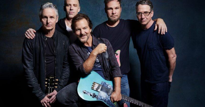 Pearl Jam Deep: tudo sobre a banda, num só lugar