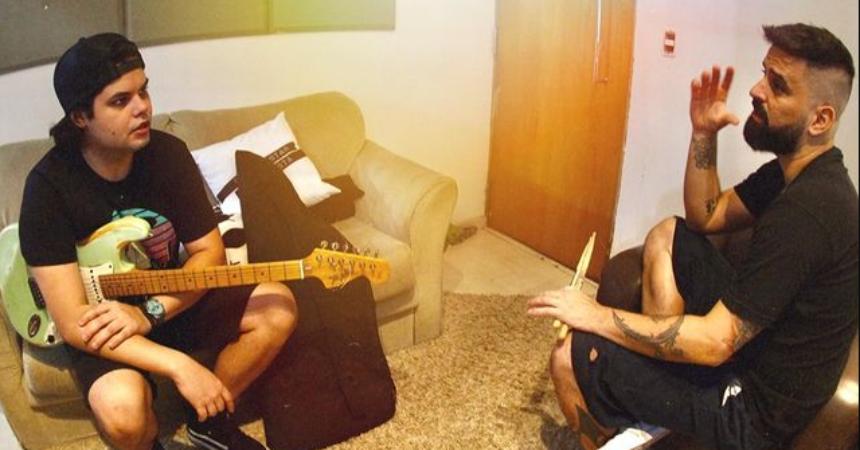 Caiçara Clã: banda de Santos conta com baterista do Charlie Brown Jr.
