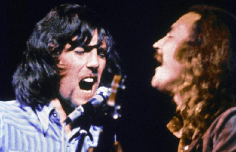Crosby, Stills, Nash & Young: os Gritos Por Paz e Liberdade na Música dos Anos 70