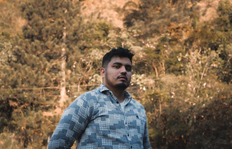 Saulo Mendes aprende beabá do folk com Jay Horsth